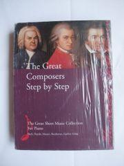 Große Noten Kollektion für Klavier