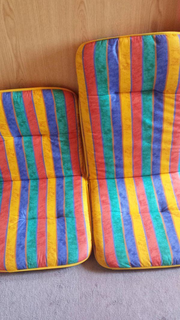 Stuhlauflagen