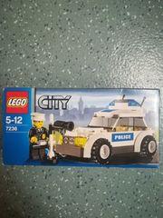 lego 7236 Polizei Streifenwagen