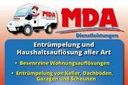 Haushaltsauflösung Entrümpelung Forchheim