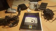 Digitalkamera Traveler Slimline X6 6