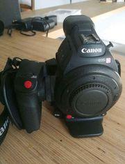 Canon C100 Markii