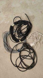 3 Pol kabel Verlängerungskabel