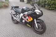 Schöne Yamaha R6 YFZ RJ03