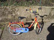 Puky Fahrrad 18 Zoll rot