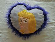 Prinzessin Kissen Dornröschen