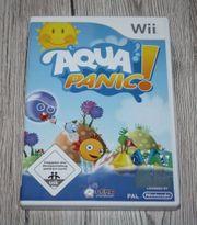 Aqua Panic Nintendo Wii Spiel