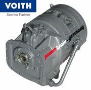 Voith Service Patner Getriebe Reparatur