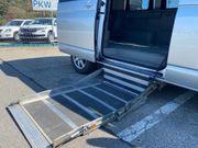 Rollstuhlrampe Elektrisch für PKWs und