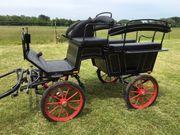 Verkaufe Kutsche Wagonette