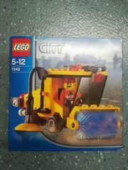 lego 7242 Straßenkehrmaschine