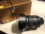 Nikon Objektiv 24-120 F4 0