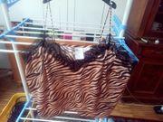 Sommer Pyjama Tiger Gr L