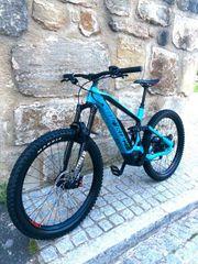 E Bike Fully Moustache Bosch