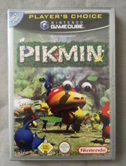Pikmin Nintendo GameCube 2003 DVD-Box