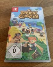 Animal Crossing New Horizions Switch