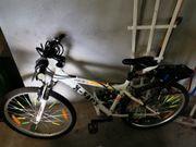 Verkaufe ein Jugend Fahrrad mit