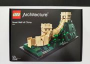 Lego Architektur Great Wall of
