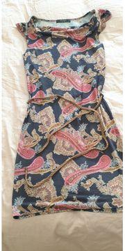Sommerkleid Minikleid Gr 38