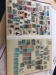 Briefmarkensammlung ab 1981 und älter