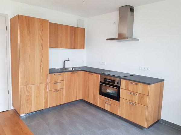 Hochwertige Küche L-Form