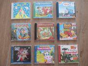 verschiedene Kinder CD s - Günstig