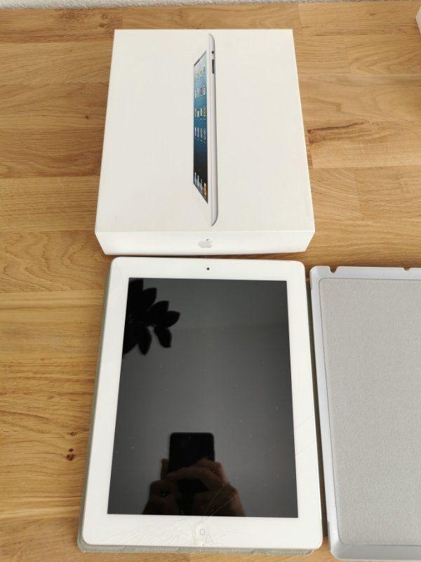 iPad 2 Weiß 16GB A1395