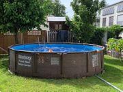 Außen-Pool 4 27 m Durchmesser