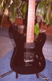 Verkaufe schöne E-Gitarre der Marke