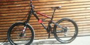 Downhill bike Nicolai ufo