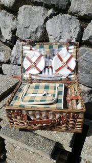 Picknick Korb - neu