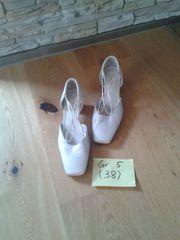 Brautschuhe Schuhe Hochzeit Größe 5