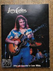 Larry Carlton edited and transcribed