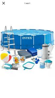 Intex Frame Pool Set 4
