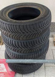 4 Winterreifen Michelin Alpin A4