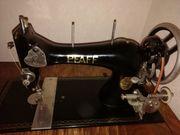 Nähmaschine Pfaff 11-Tretmaschine 1916 -1940