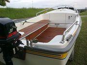 Elektro-Motorboot fischerboot