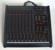 Live-Equipment Mixer Licht-Technik