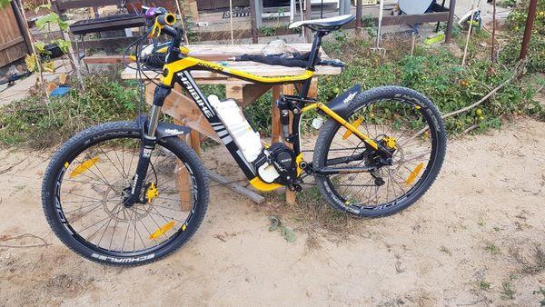E bike Haibike ebike 26zoll