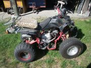 Quad 125 ccm Miniquad ATV