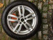 Winter-Kompletträder 4x Michelin 225 55R17