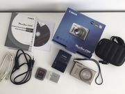 WIE NEU Canon PoserShot S100