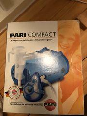Pari Compact Kompressorbetriebenes Inhalationsgerät
