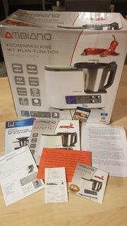 Küchenmaschine mit WLAN Funktion