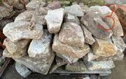 Sandsteine als xxl Mittel und