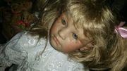 Annette Himstedt Puppen Mädchen Timi