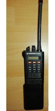 MX3010 FuG-10a 2m-Band Handsprechfunkgerät Motorola