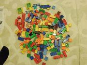 Kiste mit Lego Duplo für
