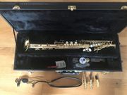 Top Sopran-Saxophone Just Music Instruments