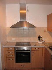 ALNO Küche Birke-Cognac Nachbildung